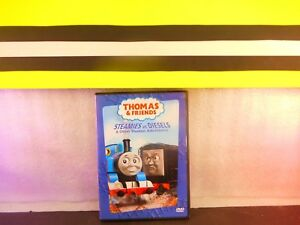 Thomas & Friends - Steamies vs. Diesels on DVD