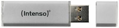 Intenso 64GB USB Stick Ultra Line silber USB 3.0