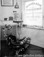 The Exam Room of Dentist S.B. Johnson, Wash. DC - c1920 - Historic Photo Print