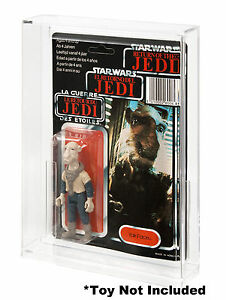 Star Wars Carded B Acrylic Display Case