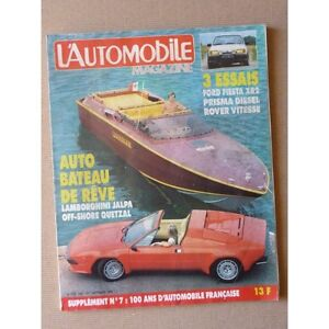 L-039-Automobile-n-459-Ford-Fiesta-XR2-Rover-Vitesse-Lamborghini-Quetza