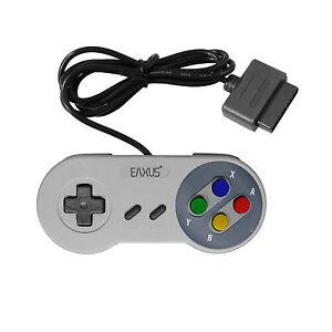 Super-Nintendo-Controller-Gamepad-Joypad-fuer-Nintendo-SNES