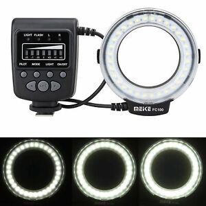 Meike-FC-100-LED-Macro-Ring-Flash-Light-for-Canon-Nikon-Olympus-Panasonic-Pentax