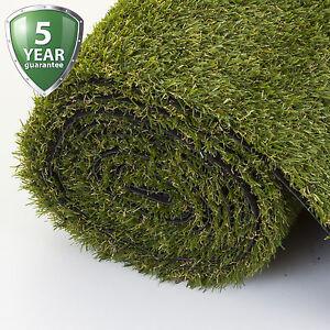 Artificial Grass Luxury 20mm Astro Garden Natural