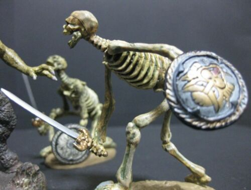 Skeleton Warrior Ray Harryhausen by Furuta Cyclops