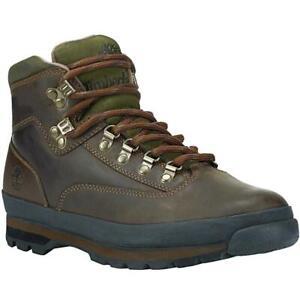 Timberland-Euro-Hiker-Trekkingschuhe-Stiefel-Outdoor-Schuhe-Wanderstiefel