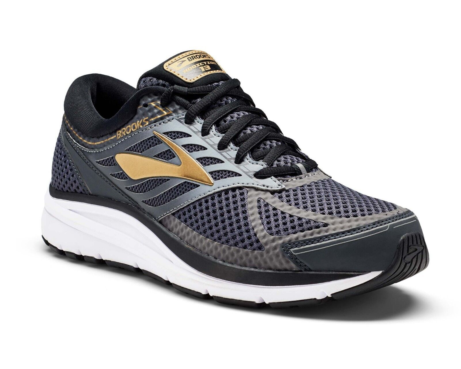 Authentic Brooks Addiction 13 Mens Running shoes (4E) (091)