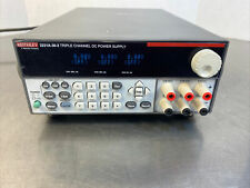 Keithley 2231a 30 3 Triple Channel Dc Power Supply A Tektronix Company Mbp