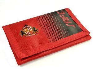 Sunderland A.f.c Nylon Wallet Gift