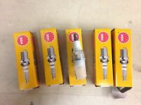 Genuine Ngk Bpm8y Spark Plug, 5574, Lot Of 5