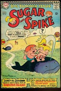 DC-Comics-Sugar-amp-Spike-65-1966-VG