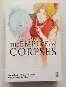EMPIRE OF CORPSES serie completa di 3 numeri - Star Comics