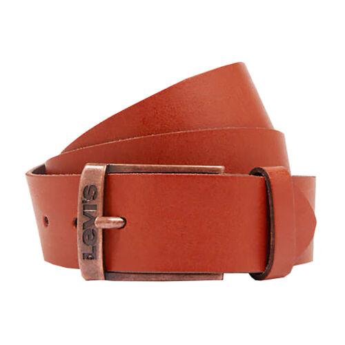 Levi/'s Men/'s New Duncan Belt Medium Brown BNWT