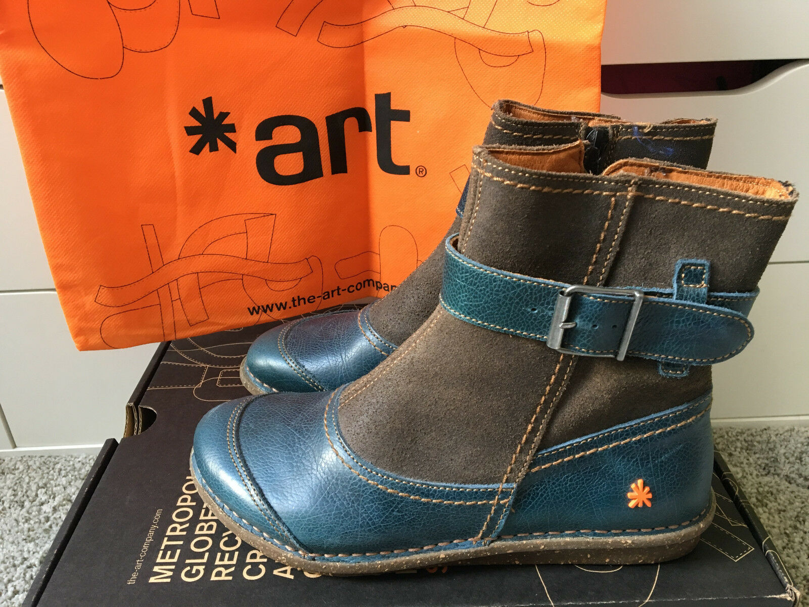 The Art Company I Dance Boots size 37 Excellent Condition Worn twice