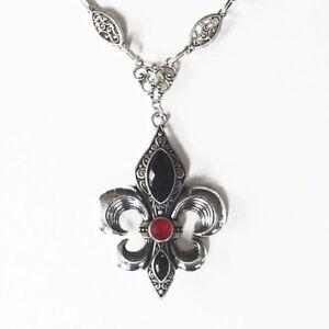 Fleur De Lys Symbole De La Royaute Ebay