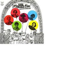 HUMAN ZOO: same (1970); CICD-9668; legendary L.A. psychedelia; from the master