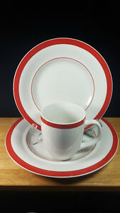 Red-Stripe-Diner-Dinner-Ware-White-American-Bistro-Buy-By-Piece-Rings