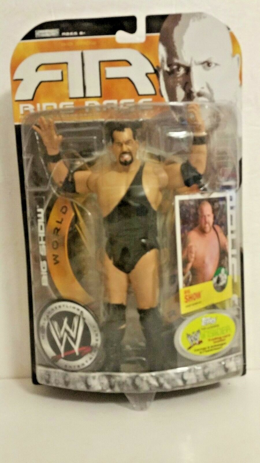 WWE RING RAGE BIG SHOW ACTION FIGURE(086)