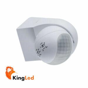 KANLUX-Sensore-Movimento-Rivelatore-Presenza-ALER-MINI-W-PIR-Parete-220V-23450