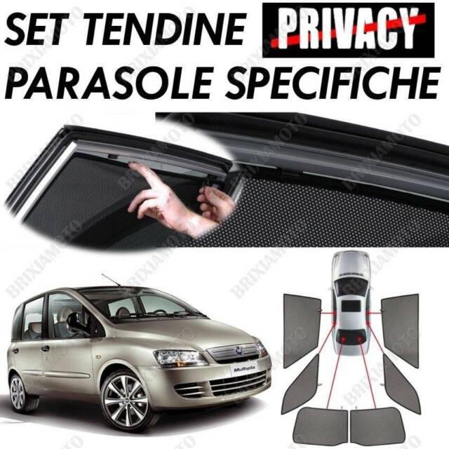 PRIVACY SUNSHADES KIT -  FIAT MULTIPLA (06/04>12/10) LAMPA