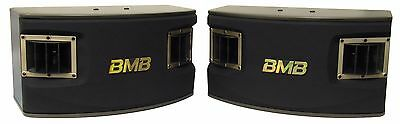 "Objective Bmb Csv-450 500w 10"" 3-way Karaoke Speakers With The Best Service pair Authentic!"