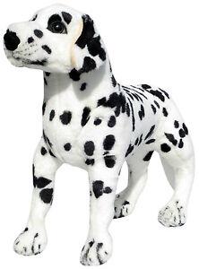 PLUSCHTIER-HUND-PLUSCH-DALMATINER-stehend-60-cm-NEU-Plueschhund-Stoffhund