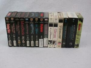 Lot of 15 French Language VHS International, Cinematheque, Home Vision