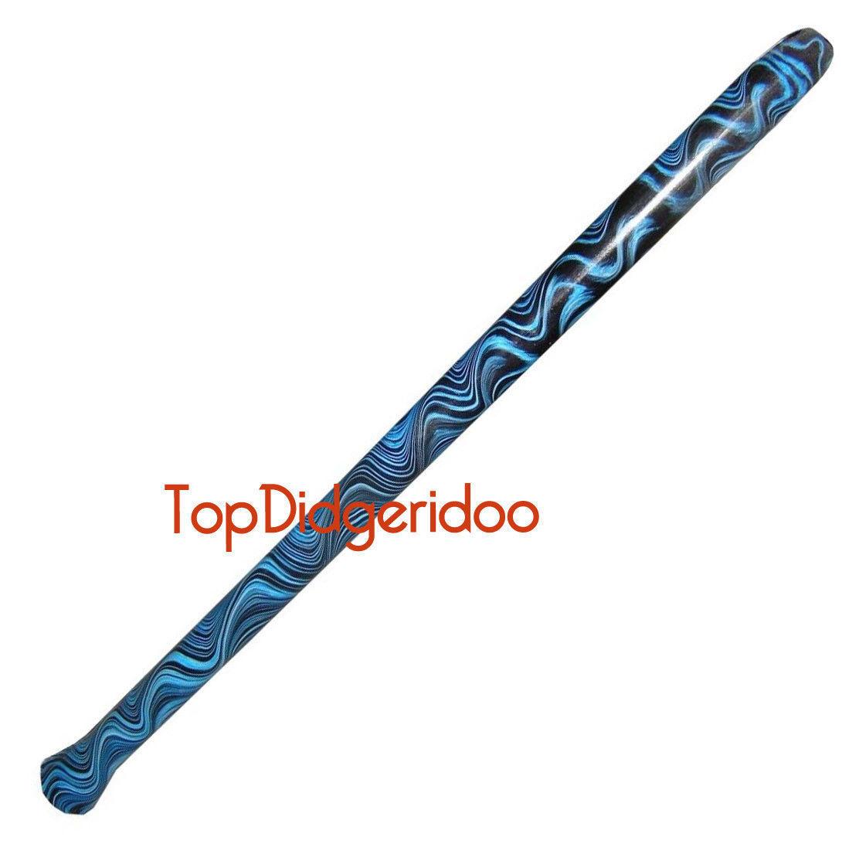 130cm \ 51   Lang PVC Didgeridoo,Einfach zu Spielen,laut Sound,Schöne Moderner