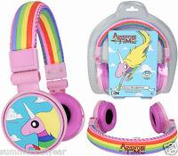 Lady Rainicorn Over-ear Headphones Licensed adventure Time Item Free Ship