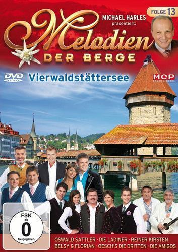 Vierwaldstättersee-Folge 13 von Melodien Der Berge (2012) - gebraucht