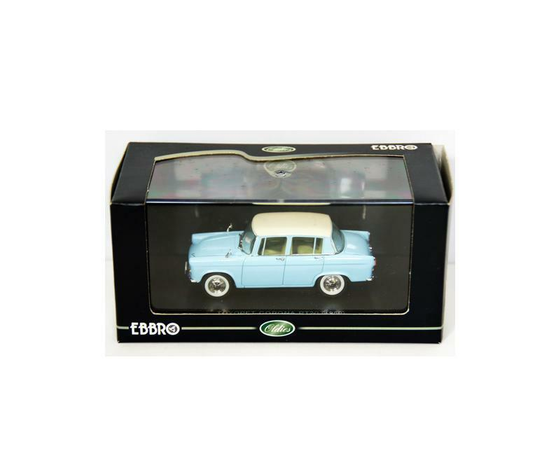 Toyopet Corna pt20 1960 Light bleu 43678 Ebbro 1 43 New