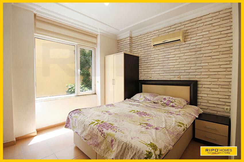 Alanya - Lejlighed med perfekt beliggenhed tæt...