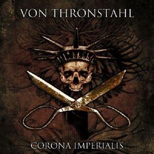 VON-THRONSTAHL-CORONA-IMPERIALIS-CD-NEW-Death-in-June-Triarii-Der-Blutharsch