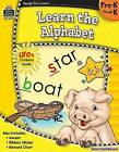 Ready-Set-Learn: Learn the Alphabet Prek-K by Teacher Created Resources (Paperback / softback, 2009)
