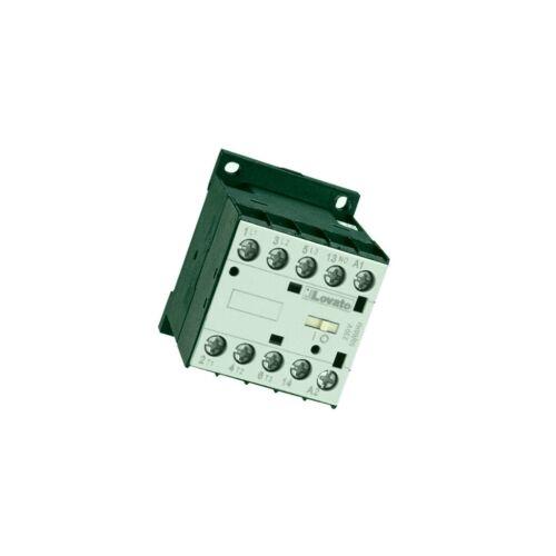 11BG1210D024 Contacteur 3 pôles contacts auxiliaires Nº 24VDC 12 A no x3
