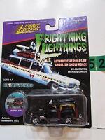 1997 Johnny Lightning Fright'ning Lightnings MYSTERION GhostBusters II Toys