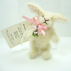 Beverly-Maddaford-Artist-Bebe-Bears-Mohair-Bunny-Jewel-4-inch-Fully-Jointed