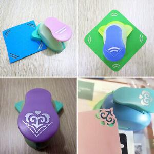 Corner-Schlagen-Praegung-Puncher-Scrapbooking-Geraet-DIY-Papier-Cutter-Bastel-Gift