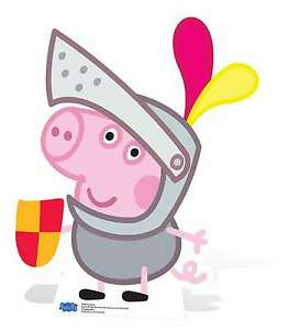 Sir George Pig From Peppa Pig Mini Cardboard Cutout Standee