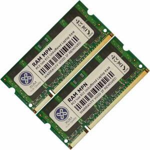 Memoire-RAM-4-Toshiba-Portable-Tecra-A9-SP5801-A9-SP6803-A9-SP6804-2x-Lot