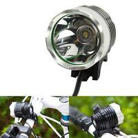 CREE XML XM-L T6 2000 Lumen LED Cycle Bicycle Lamp Bike Light HeadLamp Headlight