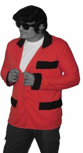 Teddy Boy TENDAGGI 1950s Giacca showaddywaddy Costume Costume da Rock /& Roll