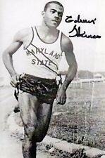 EDWIN SKINNER *TTO*  > 3. Olympics 1964 / ATH - sign. Foto