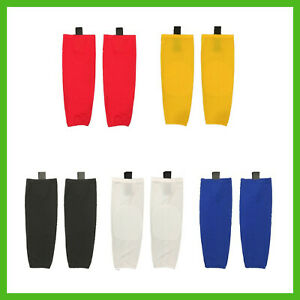 New-Ice-Hockey-Socks-W016-Solid-Colors-Anti-Bacterial-Quick-Dry-100-polyester