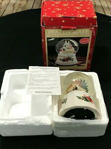 Pfaltzgraff-Christmas-Heritage-Station-Musical-Snow-Globe-247-092-00-W-Box