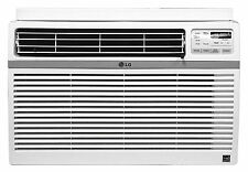 LG LW1216ER - 12,000 BTU 110V Window A/C: Remote & Window Accessories Included