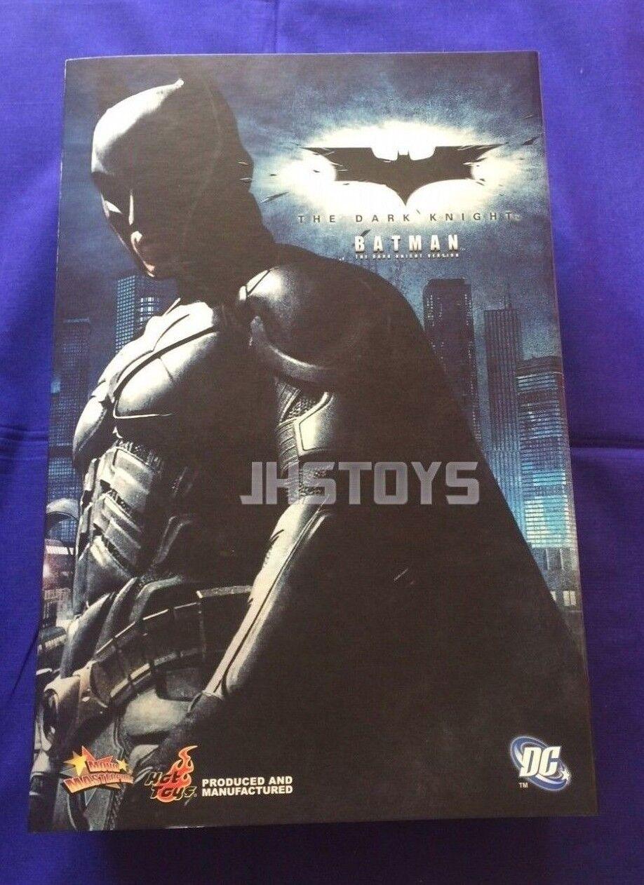 Hot Toys 1 6 The Dark Knight TDK Batman The Dark Knight Version MMS71