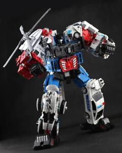 New Transformers TFC Toys Prometheus Combiner Defensor  Set of 5 Figure In Stock