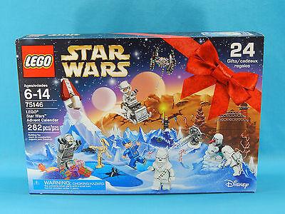 Lego STAR WARS #75146 Advent Calendar Snow Chewbacca White Fur