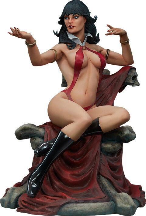 VAMPIRELLA - Vampirella 1 5 Scale Statue (Sideshow Collectibles)  NEW